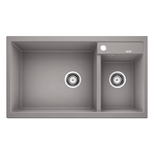 Мойка кухонная Blanco Metra 9 513268 (алюметаллик, 860х500 мм)