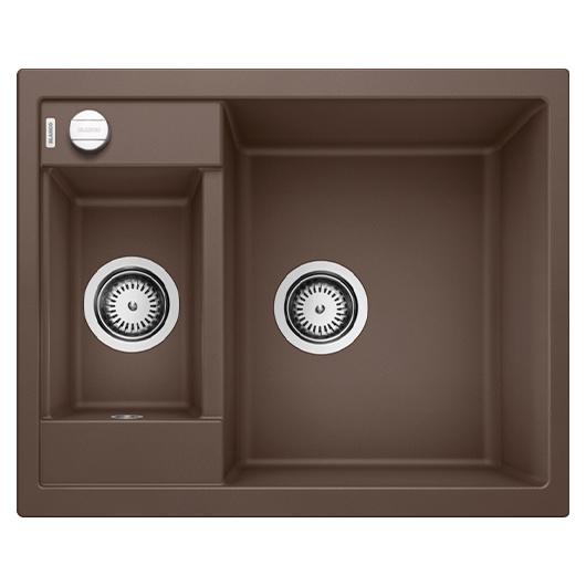 Мойка кухонная Blanco Metra 6 516162 (кофе, 615х500 мм)