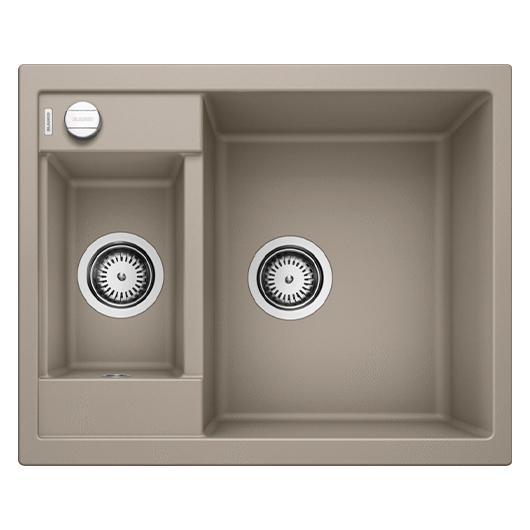 Мойка кухонная Blanco Metra 6 517351 (серый беж, 615х500 мм)