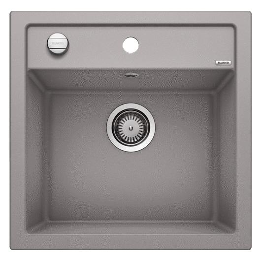 Мойка кухонная Blanco Dalago 5 518522 (алюметаллик, 515х510 мм)