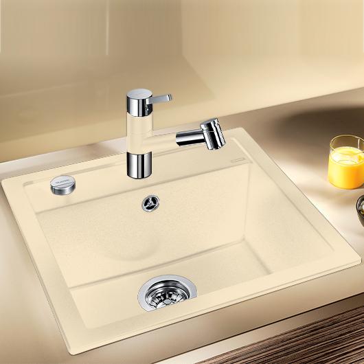 Мойка кухонная Blanco Dalago 5 518526 (шампань, 515х510 мм)