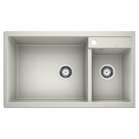 Мойка кухонная Blanco Metra 9 520586 (жемчужный, 860х500 мм)