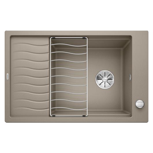 Мойка кухонная Blanco Elon XL 6 S 524841 (серый беж, 780х510 мм)