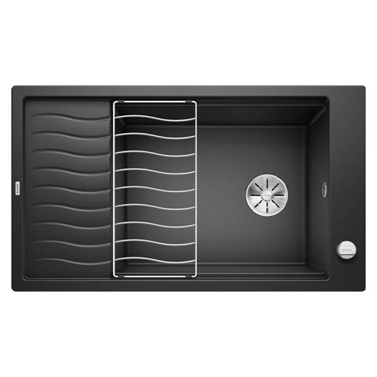Мойка кухонная Blanco Elon XL 8 S 524860 (антрацит, 860х500 мм)