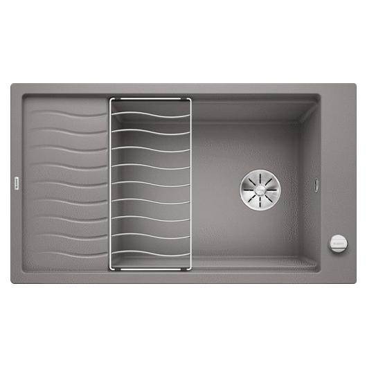 Мойка кухонная Blanco Elon XL 8 S 524861 (алюметаллик, 860х500 мм)