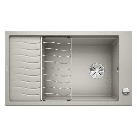 Мойка кухонная Blanco Elon XL 8 S 524863 (жемчужный, 860х500 мм)
