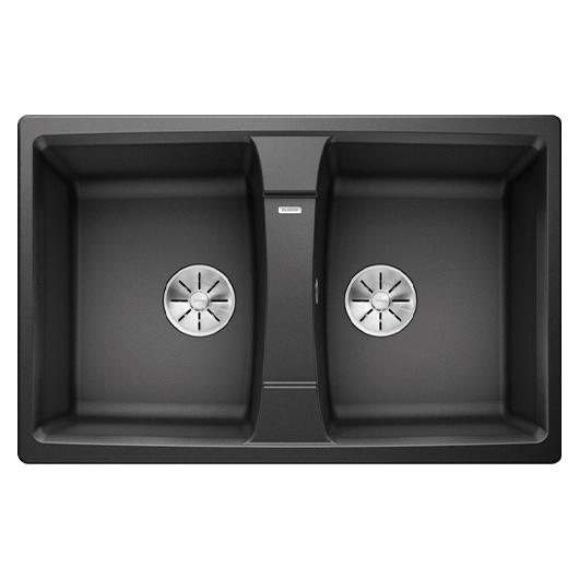 Мойка кухонная Blanco Lexa 8 524960 (антрацит, 780х500 мм)