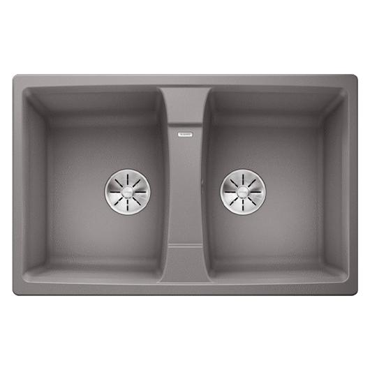 Мойка кухонная Blanco Lexa 8 524962 (алюметаллик, 780х500 мм)