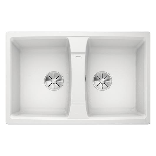 Мойка кухонная Blanco Lexa 8 524964 (белый, 780х500 мм)