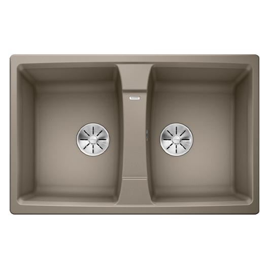 Мойка кухонная Blanco Lexa 8 524967 (серый беж, 780х500 мм)