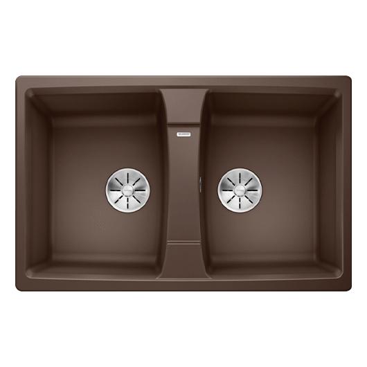 Мойка кухонная Blanco Lexa 8 524969 (кофе, 780х500 мм)