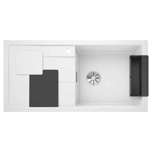 Мойка кухонная Blanco Sity XL 6 S 525051 (белый/лава, 1000х500 мм)