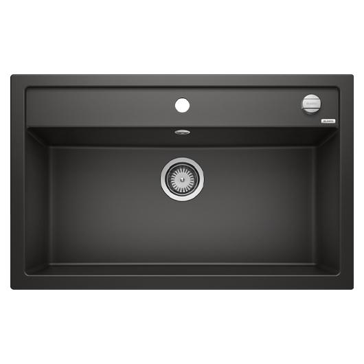 Мойка кухонная Blanco Dalago 8 525877 (черный, 815х510 мм)