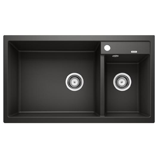 Мойка кухонная Blanco Metra 9 513273 (антрацит, 860х500 мм)