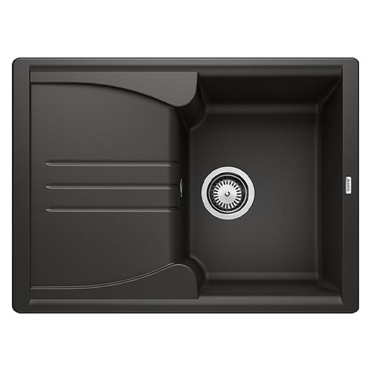 Мойка кухонная Blanco Enos 40 S 526077 (черный, 680х500 мм)
