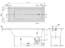 Ванна акриловая Villeroy & Boch Targa Plus 170х70 UBA177NES2V01 (белый Alpin) + U99740000