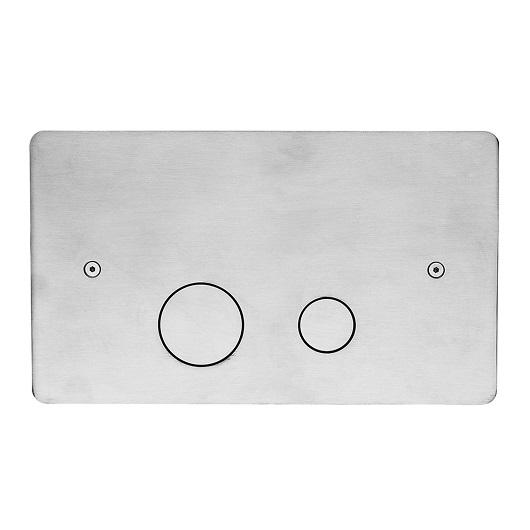 Клавиша смыва Cisal Xion ZA001770D1 (нержавеющая сталь) для TECE