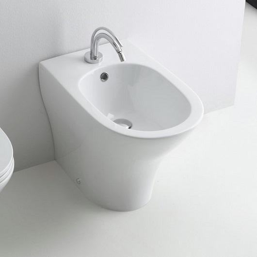 Биде напольное Kerasan Aquatech 372101