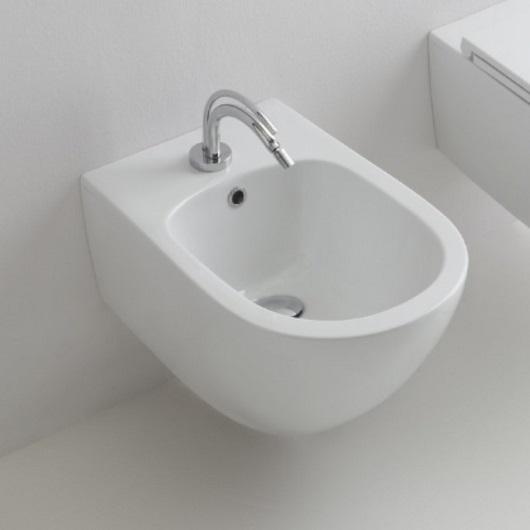 Биде подвесное Kerasan Aquatech 372401