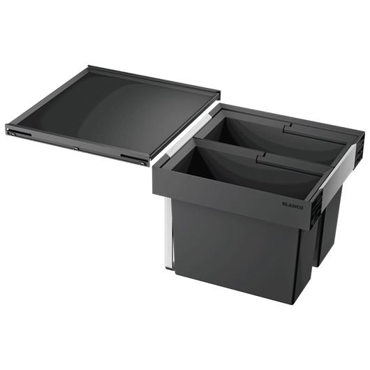 Система сортировки мусора Blanco Flexon II 45/2 521468