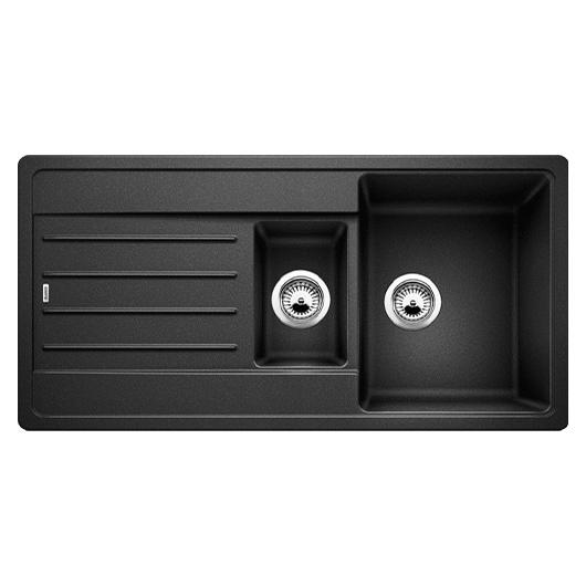 Мойка кухонная Blanco Legra 6 S 522207 (антрацит, 1000х500 мм)