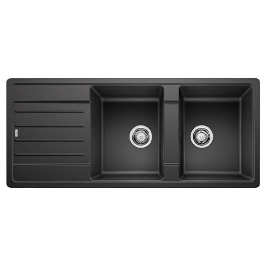 Мойка кухонная Blanco Legra 8 S 523163 (антрацит, 1160х500 мм)
