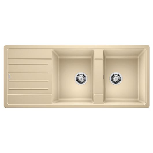Мойка кухонная Blanco Legra 8 S 523167 (шампань, 1160х500 мм)