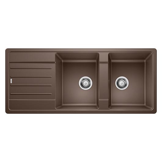 Мойка кухонная Blanco Legra 8 S 523168 (кофе, 1160х500 мм)