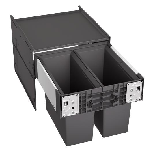 Система сортировки мусора Blanco Select II 45/2 526200