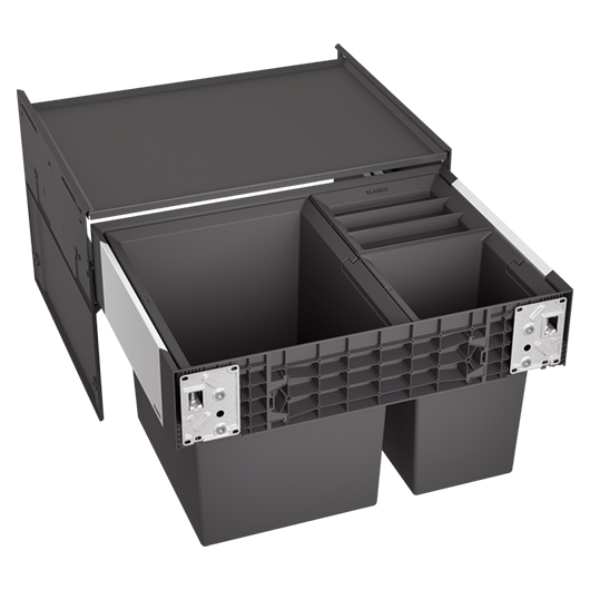 Система сортировки мусора Blanco Select II XL 60/3 526205