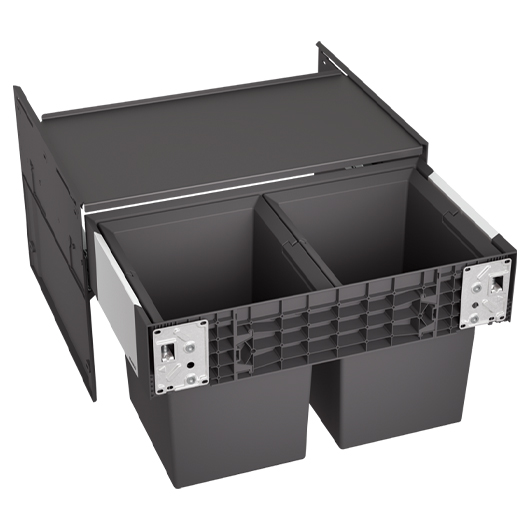 Система сортировки мусора Blanco Select II Compact 60/2 526207