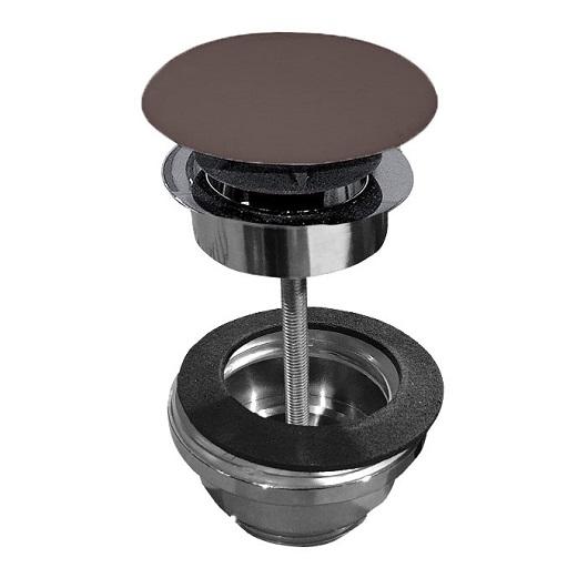Донный клапан Kerasan 923375 Borgogna Matt (универсальный)