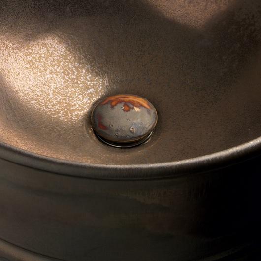 Донный клапан Kerasan 923383 Rust Color (универсальный)