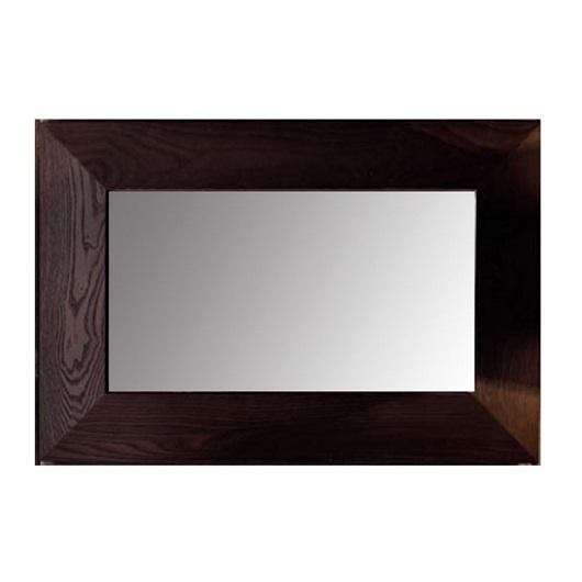 Зеркало Kerasan Bentley 918147 (1200х800 мм) темный ясень