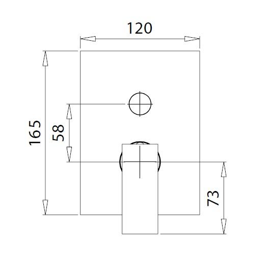 Смеситель для ванны Migliore Kvant Gold 25401 (ML.KVT-2772.DO) (золото)