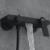 Смеситель для ванны Timo Anni 2714/03Y (черный матовый)