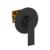 Гигиенический комплект Timo Anni 2789/03SM (черный матовый)
