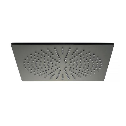 Верхний душ Migliore Kvant Black 30465 (300 х 300 мм, Черный матовый)