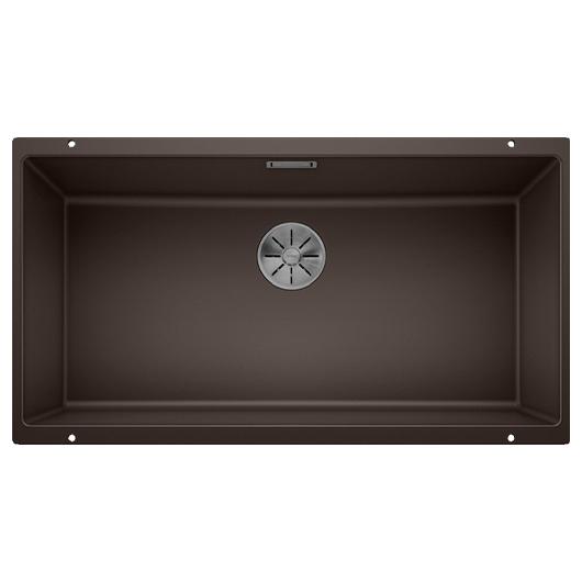 Мойка кухонная Blanco Subline 800-U 523150 (кофе, 830х460 мм)
