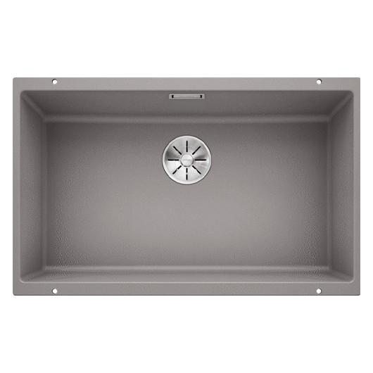 Мойка кухонная Blanco Subline 700-U 523444 (алюметаллик, 730х460 мм)
