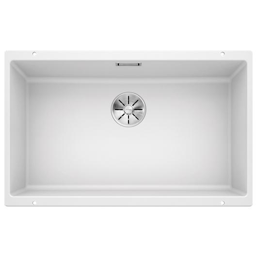 Мойка кухонная Blanco Subline 700-U 523446 (белый, 730х460 мм)