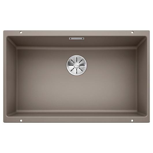 Мойка кухонная Blanco Subline 700-U 523449 (серый беж, 730х460 мм)
