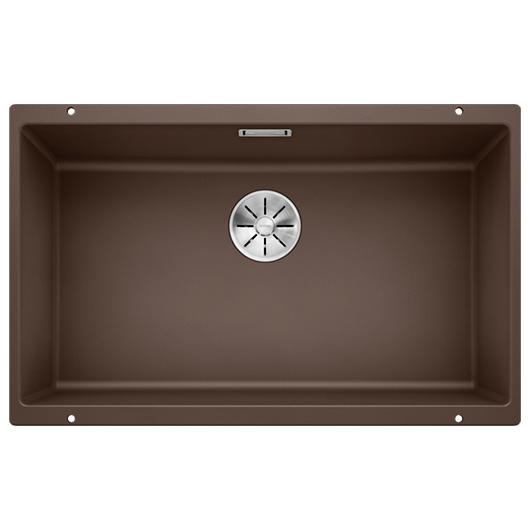 Мойка кухонная Blanco Subline 700-U 523451 (кофе, 730х460 мм)