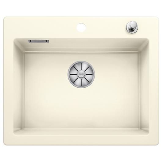 Кухонная мойка Blanco Palona 6 524732 (Ceramic PuraPlus глянцевый магнолия, 615х510 мм)