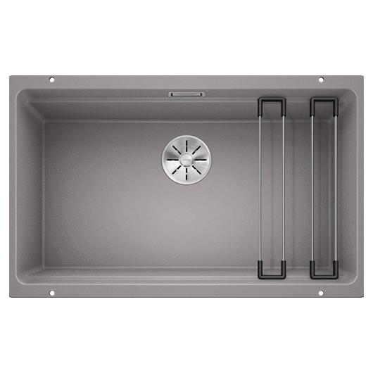 Мойка кухонная Blanco Etagon 700-U 525169 (алюметаллик, 730х460 мм)