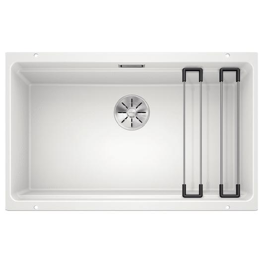 Мойка кухонная Blanco Etagon 700-U 525171 (белый, 730х460 мм)