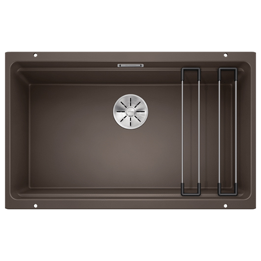 Мойка кухонная Blanco Etagon 700-U 525176 (кофе, 730х460 мм)