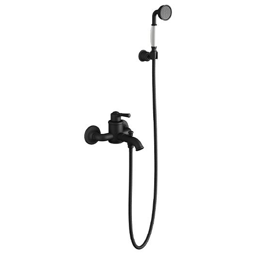 Смеситель для ванны Timo Arisa 5314/03Y (черный матовый)
