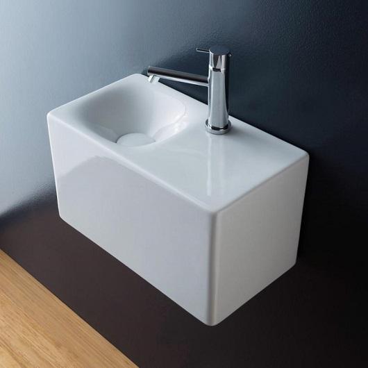 Раковина Scarabeo Cube 42 1522 (420х240 мм)