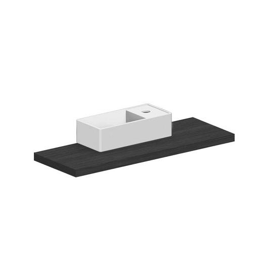Раковина накладная Scarabeo Teorema 2.0 41R 5129 (410х190 мм)